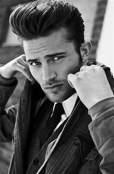 frisuren männer pompadour pompadour haircut for 50 masculine hairstyles