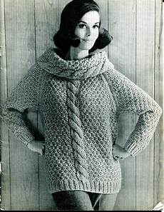 stricken pullunder cable knit sweater patterns a knitting