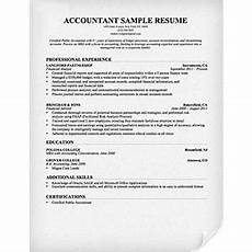 Successful Resume Format 10 Most Successful Resume Format Samples