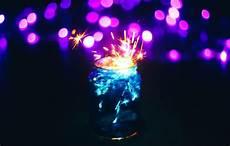 Artsy Fairy Lights Wallpaper Lights Holiday Magic New Year Christmas