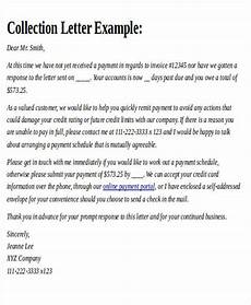Collection Letter Samples Templates Free 43 Collection Letter Examples In Google Docs Ms