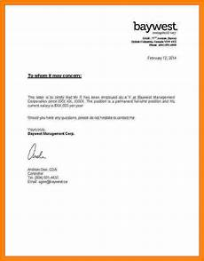 Proof Of Employment Templates 8 Salary Letter From Employer Sample Sales Slip Template