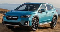 2019 Subaru Electric 2019 subaru crosstrek hybrid debuts with phev powertrain