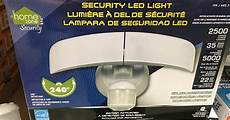 Home Zone Home Zone Motion Activated Security Led Light Costco