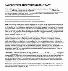 Examples Of Freelance Jobs Sample Freelance Proposal Template 13 Free Documents In Pdf
