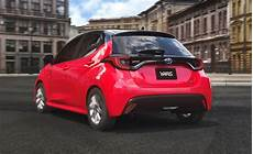toyota yaris 2020 europe 4th generation toyota yaris for europe and japan unveiled