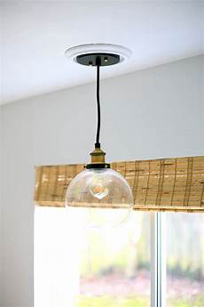 Convert A Can Light To A Pendant Light How To Convert A Can Light To A Pendant Light Non