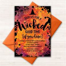 Free Printable Halloween Party Invitations For Adults Halloween Party Invitations For Kids And Adults 2016