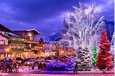 Leavenworth Wa Tree Lighting 5 Winter Festivals To Campout For Koa Camping Blog