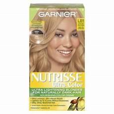 Ultra Color Lb1 Ultra Light Cool Garnier Nutrisse Ultra Color Permanent Haircolor Lb3