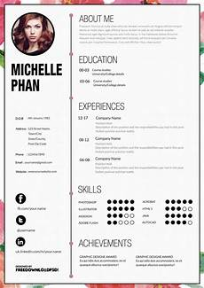 Download A Free Cv Template Designer Cv Template Free Psd Freedownloadpsd Com