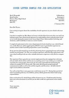 Electronic Cover Letter Sample Cover Letter Examples Amp Templates Tips That Really Work