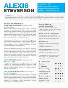 Great Creative Resumes Really Great Creative Resume Template Perfect For