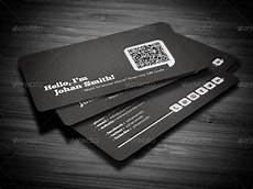 Qrcode Business Cards Social Qr Code Business Card By Flowpixels Graphicriver