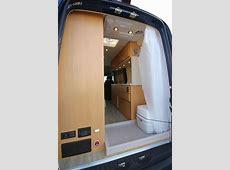 144'' WB Mercedes Camper Van