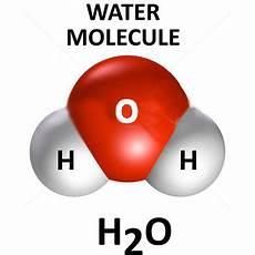 Chemical Name For Water Water Molecule Google Search Matter Pinterest
