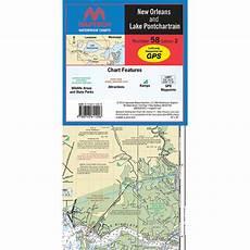 Maptech Chart Books Maptech Waterproof Chart New Orleans And Lake