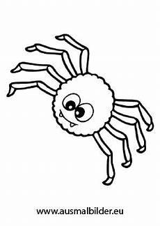 Malvorlagen Spinnen Ausmalbilder Spinne Ausmalbilder F 252 R Kinder