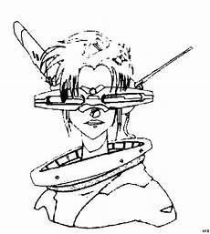 Anime Malvorlagen Comic Anime Frau Mit Laserbrille Ausmalbild Malvorlage Comics
