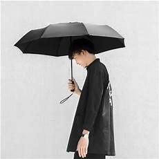 Xiaomi Huayang Ultra Light Umbrella Xiaomi Umbrella Automatic Foldable Sun Rain Umbrella