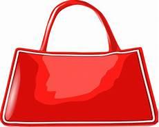 handbag clip free vector 4vector