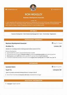 Creative Programmer Resume Creative Resume Template 2020 List Of 10 Creative Resume