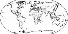 world map drawing for at getdrawings free