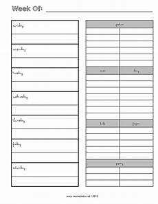 Meal Planning Grocery List Template Meal Planning And Grocery List Grocery List Template