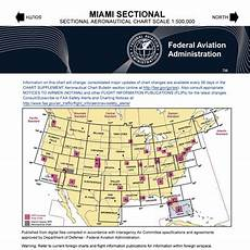 Miami Sectional Chart Faa Vfr Miami Sectional Chart Mypilotstore Com