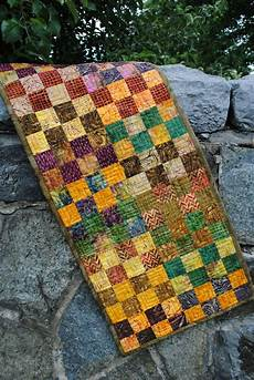 table runner pattern quilted patchwork one charm pack