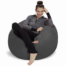 Sofa Sack Bean Bag Chair 3d Image by Top 10 Best Bean Bag Chairs 2017 Reviews Of Most