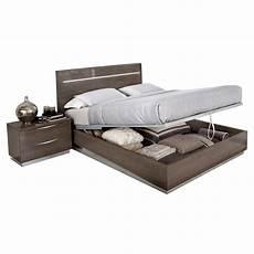 lutyen storage bed frame grey and taupe bedframes bedroom