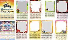 jual cetak kalender foto bisa satuan murah rp 20 000