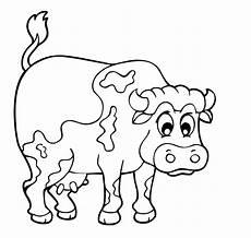 Malvorlage Lustige Kuh Kuh Ausmalbild 06 Dorf Kuh Ausmalbilder