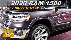 2020 Dodge Ram Limited by All New 2020 Ram 1500 Limited Offroad Premium