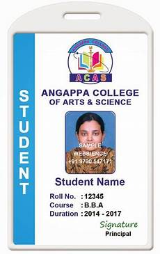 student i card template template galleries pasting id card templates
