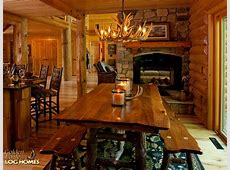 Golden Eagle Log and Timber Homes: Log Home / Cabin Pictures, Photos: Lodge 2838AL