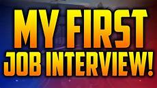 My First Interview My First Job Interview Funny Life Story Youtube