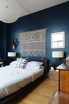 Blue Bedrooms Decorating Ideas Navy Blue Bedroom Design Ideas Pictures