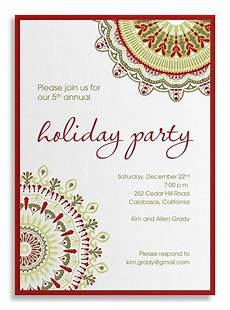 Invitation Message For Party Company Party Invitation Sample Corporate Holiday Party
