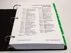 John Deere Service Manuals John Deere 850 900hc 950