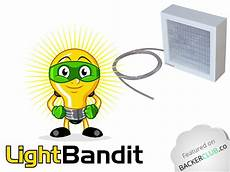 Bandit Light Light Bandit Redirects Sunlight Into Your Closed Room