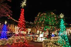 Christmas Light Show Asheville Nc Forest City Hometown Holiday Lights
