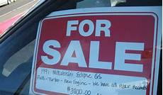 For Sale Sign For Car Where Do I Sell My Unwanted Truck Cheap Used Cars Used