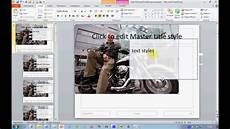 Powerpoint Custom Background How To Use Your Own Photos As A Slide Background In