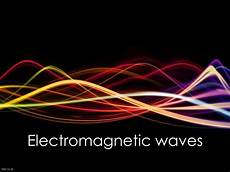 Ppt On Waves Ppt Electromagnetic Waves Powerpoint Presentation Free
