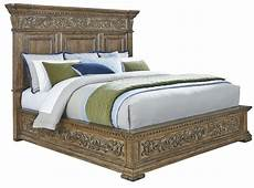 stratton medium wood stratton cal king platform bed from