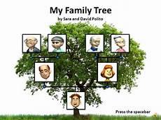 Family Tree Presentation My Family Tree Authorstream