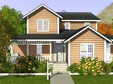 my sims 3 family house 01 by noel