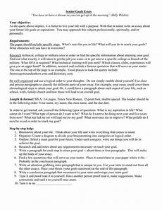 My Goal In Life Essay Essay For Lifetime Goals Essay